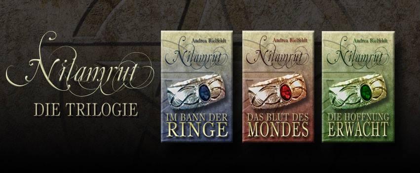 Die drei wahnsinnig tollen Bücher von Andrea Bielfeldt