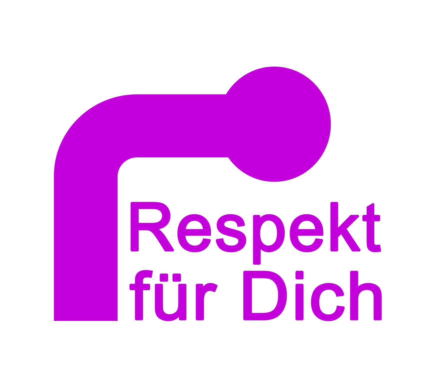 Respekt für dich Logo